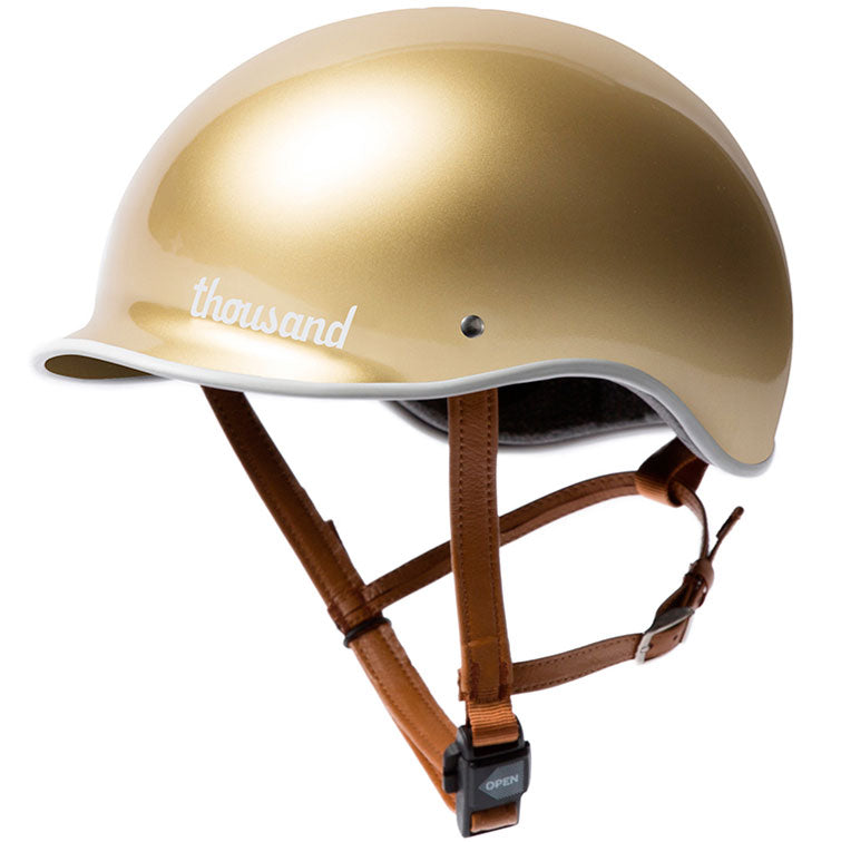 Thousand Gold Bike Helmet