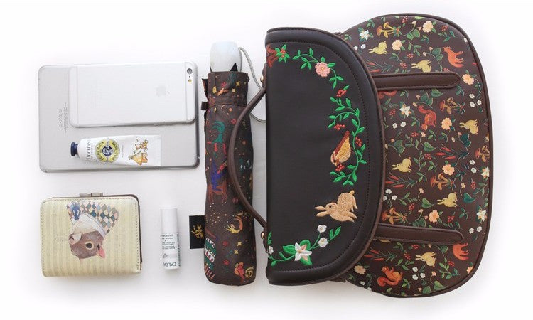 Nature Friends Backpack Purse