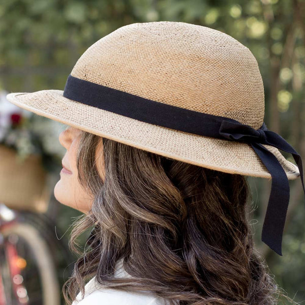 Straw Hat Bike Helmet