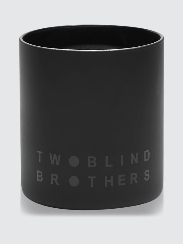 Two Blind Brothers - Gift Blackout Candle all