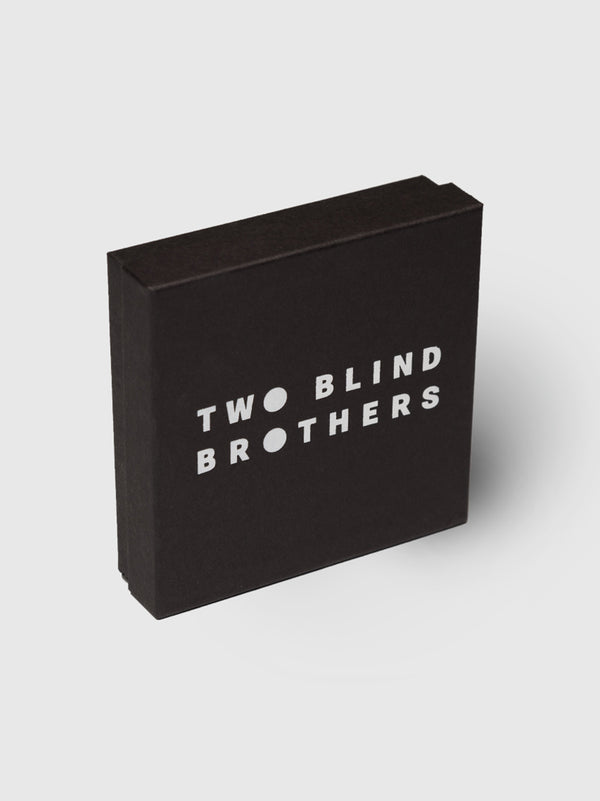 Two Blind Brothers - Gift Love is Blind Sterling Silver Necklace all