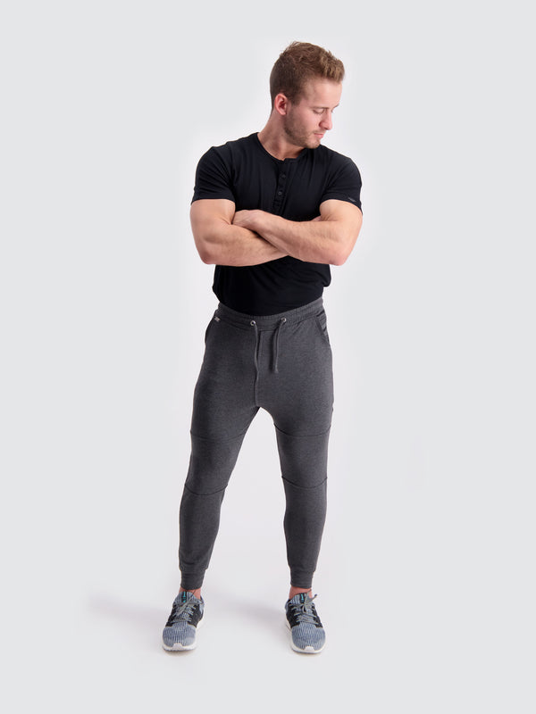 Two Blind Brothers - Mens Men's Impractical Jogger Charcoal