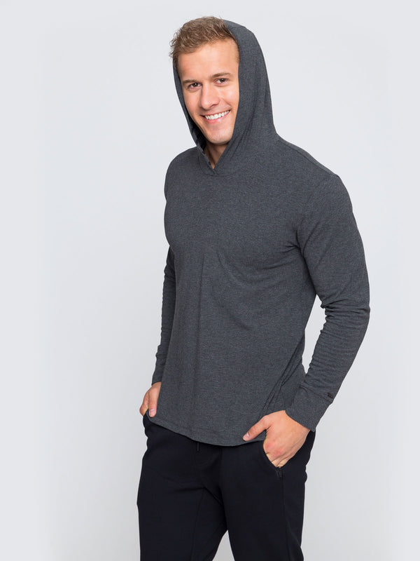 Two Blind Brothers - Mens Men's Hoodie Charcoal