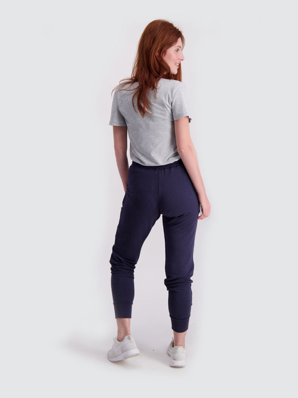 Two Blind Brothers - Womens Women's Impractical Jogger Navy