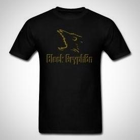 T-shirt - Black Gryph0n
