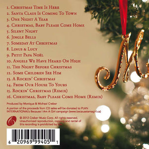 CD / download - A Creber Christmas