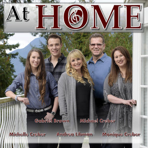 CD / download - At Home (feat. Andrea Libman)