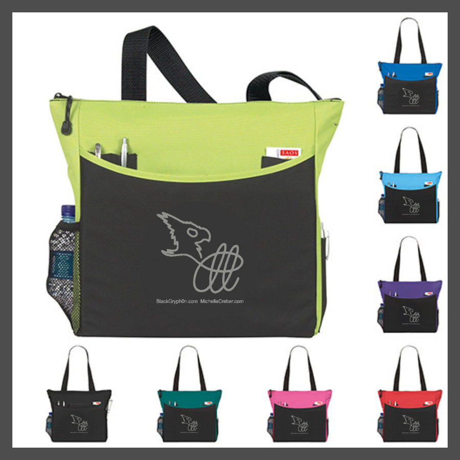 Tote Bag - Gryph & Mich