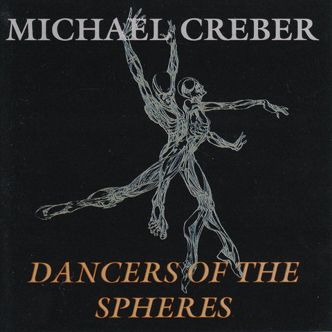CD or digital download - Dancers of the Spheres