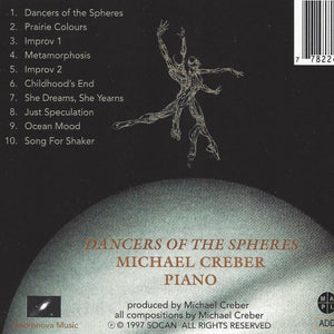CD / download - Dancers of the Spheres