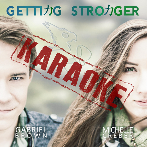 Karaoke Album - GETTING STRONGER