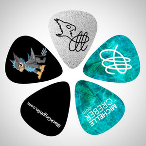 Guitar Picks - All styles