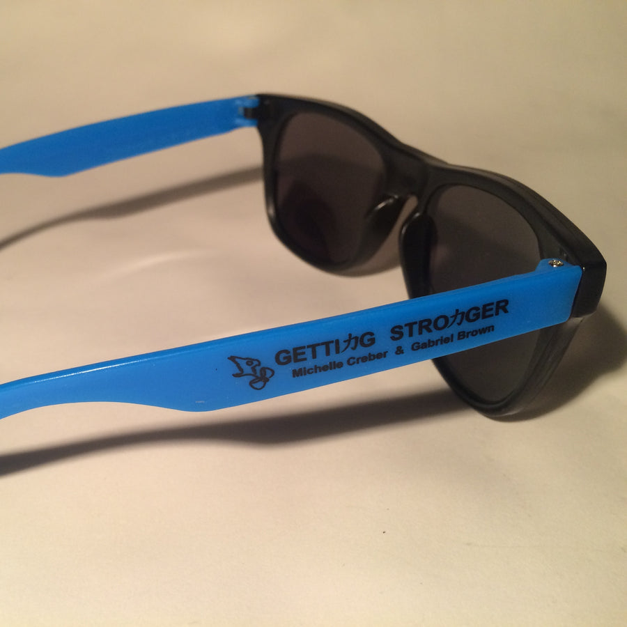 Sunglasses - Getting Stronger