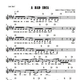 Sheet Music & MIDI files - A BAD IDEA