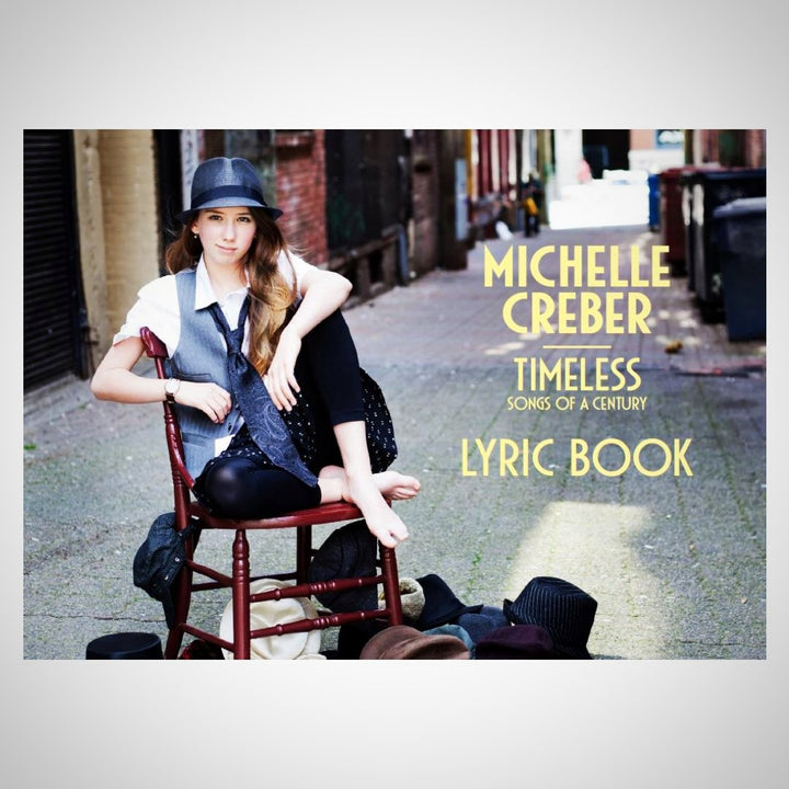 Lyric Book - Timeless