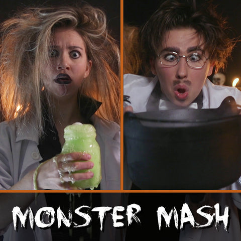Single - MONSTER MASH (feat. Claire Corlett)