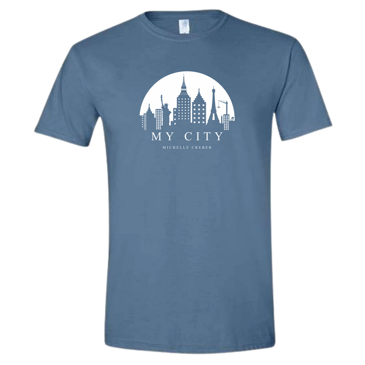 T-shirt - My City