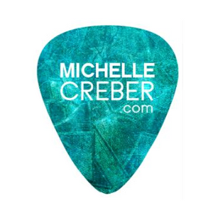 Guitar Picks - Michelle Creber