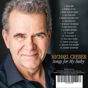 CD / download - Songs For My Baby