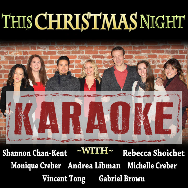 Karaoke Single - THIS CHRISTMAS NIGHT