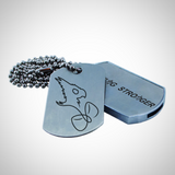 USB Dog Tags - Getting Stronger Album + Extras!