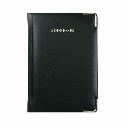 Collins 9000V Classic A5 Address Book