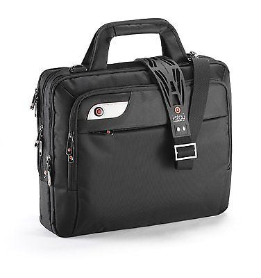i-stay 15.6-16 inch laptop organiser bag with non slip bag strap