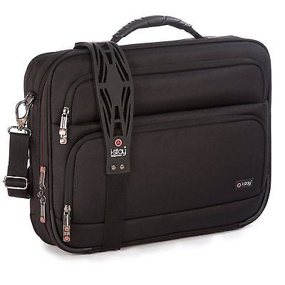 "i-stay Fortis 15.6"" & Up to 12"" Laptop / Tablet Clamshell Bag"
