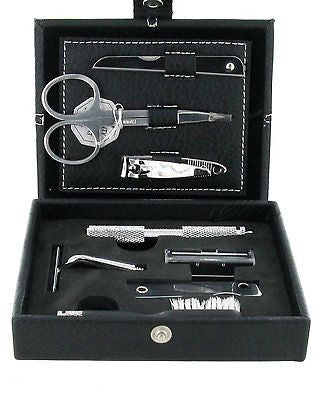 Artamis Mens 8 Piece Grooing Set