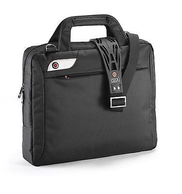 i-stay 15.6-16 inch slimline laptop bag with non slip bag strap