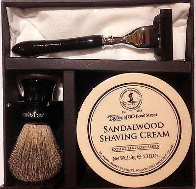 Artamis Handmade Shaving Set