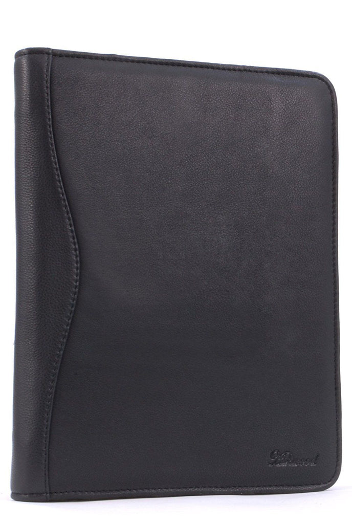Ashwood Leather A4 Zip Conference Business Folder