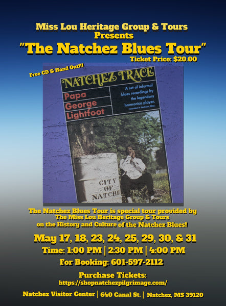 The Natchez Blues Tour