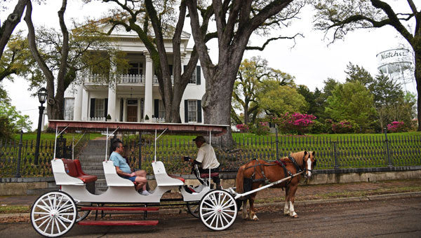 Touring Package 3-House Tour and Carriage Ride