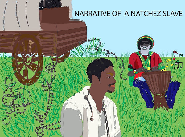 Spring Pilgrimage Event ~ Narrative of a Natchez Slave