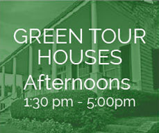 Fall Pilgrimage 2019 - Green Tour Houses