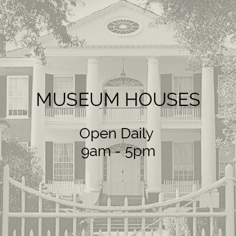 Fall Pilgrimage 2019 - Museum House Tours