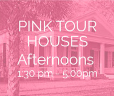 Fall Pilgrimage 2019 - Pink Tour Houses