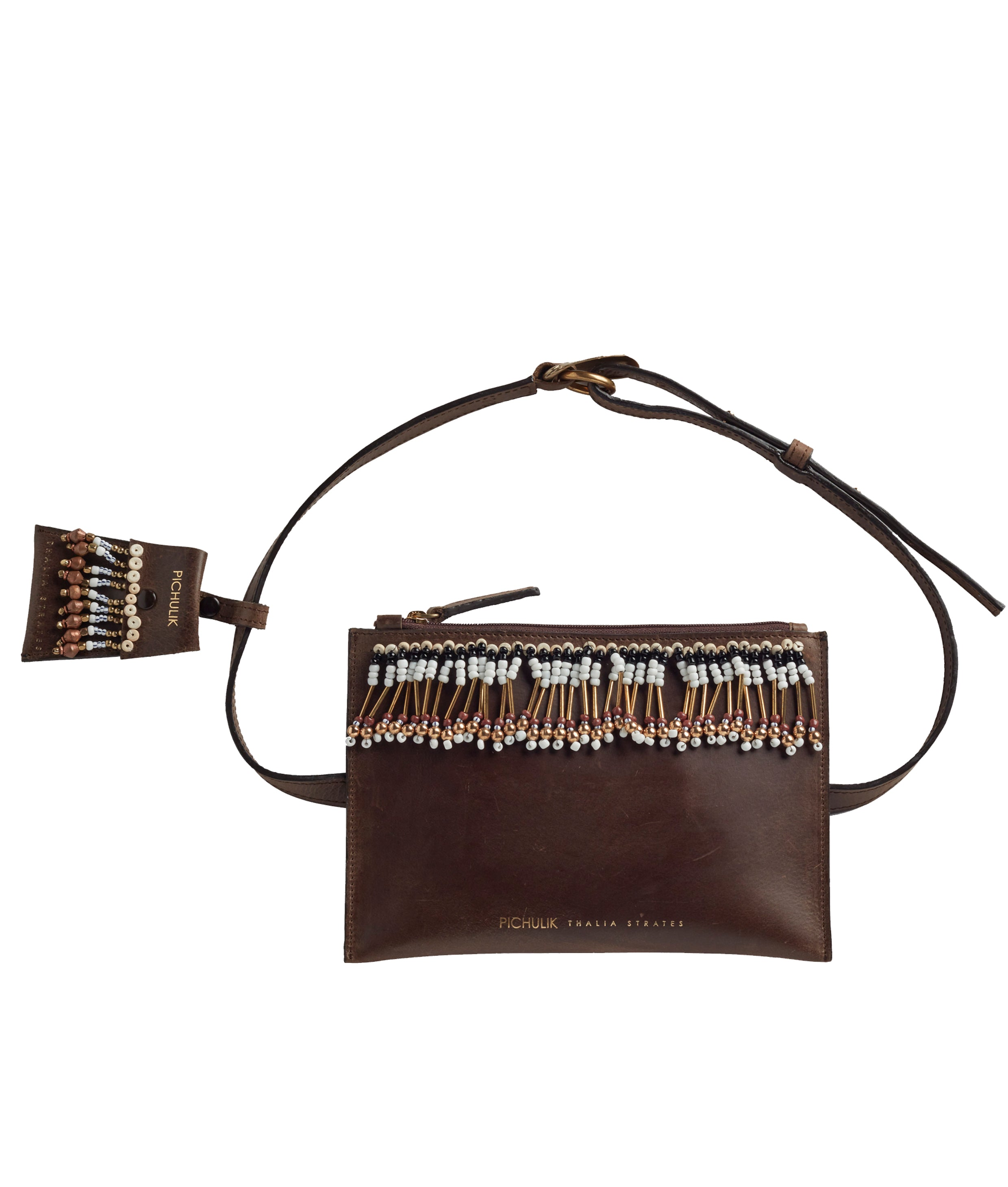 Thalia Strates x Pichulik Beltbag - Coffee