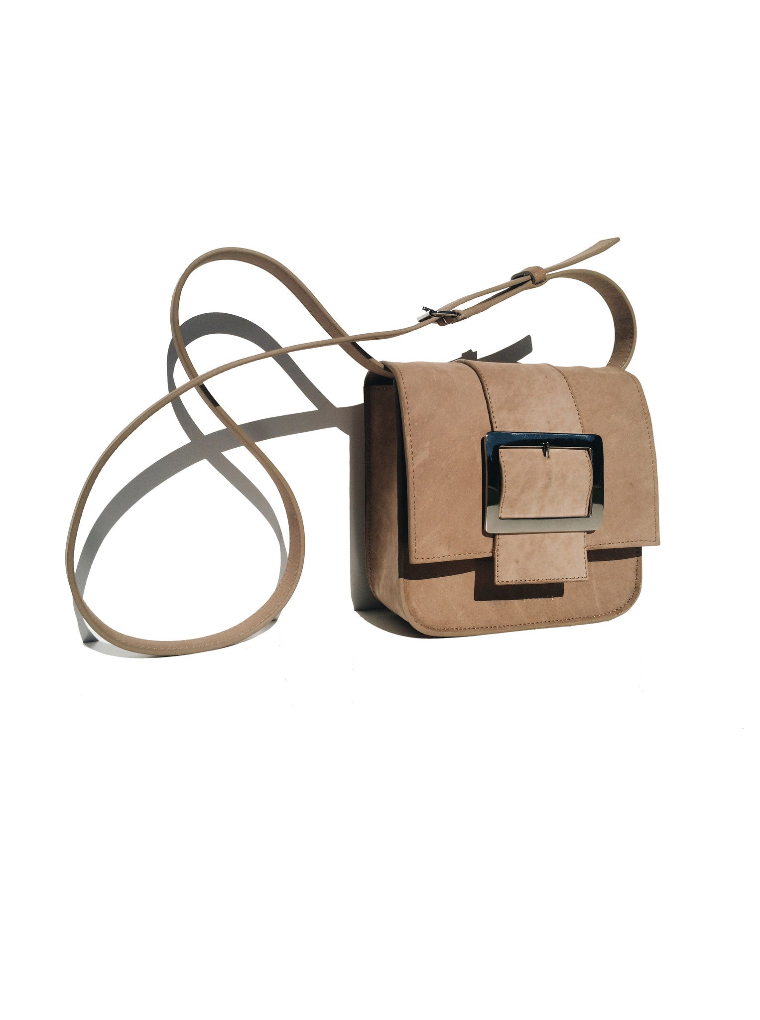 Kai Leather Bag - Adjustable and removable strap