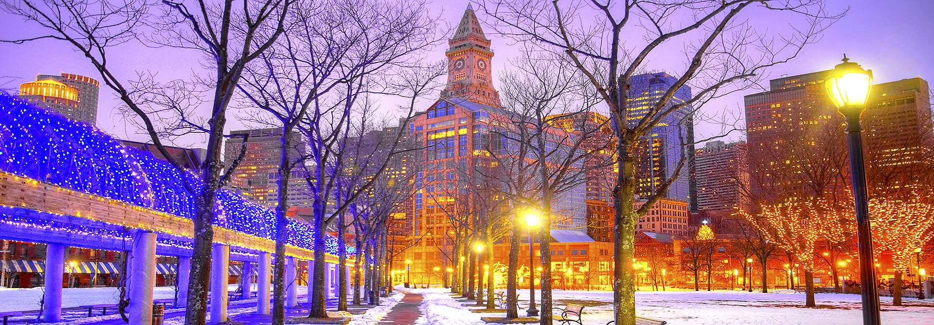 What to do and Wear in Boston this Winter