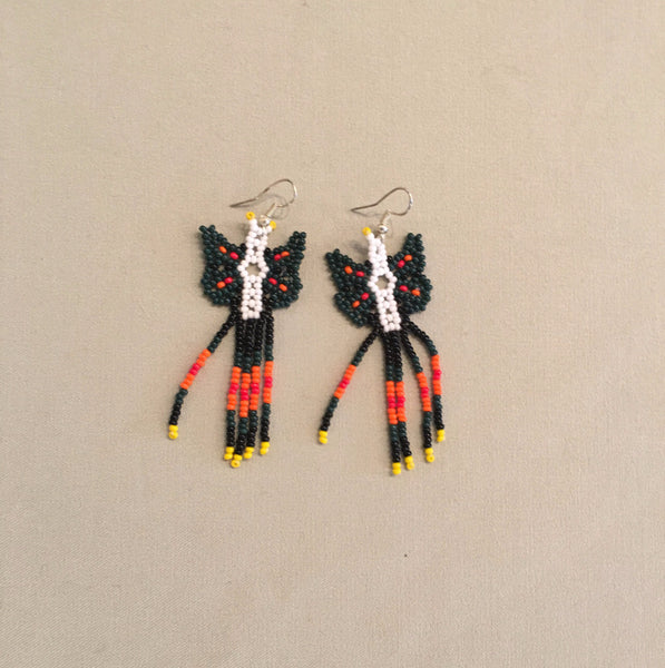 Unbounded World Earrings