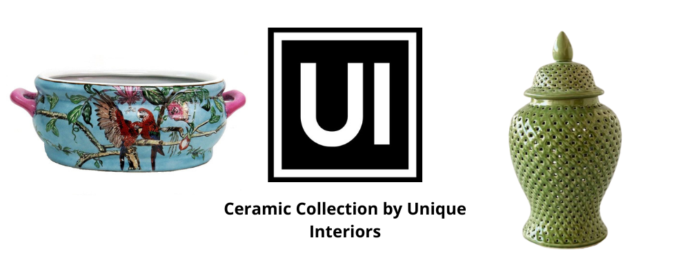 Ceramic Collection by Unique Interiors