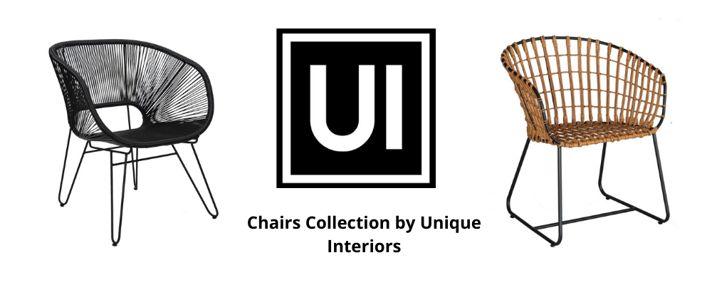 Chair Collection by Unique Interiors
