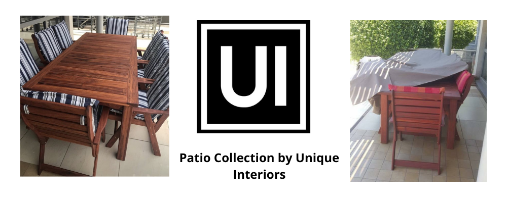 Patio Collection by Unique Interiors