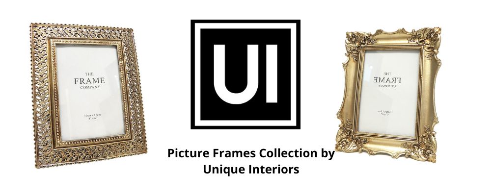 Picture Frame Collection by Unique Interiors