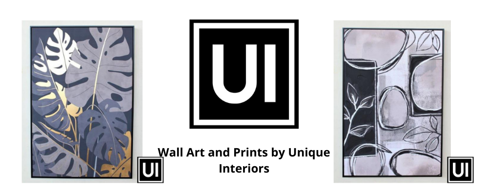 Wall Art & Prints By Unique Interiors