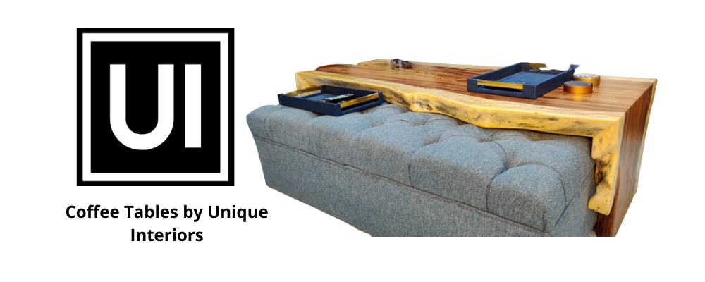Coffee tables By Unique Interiors