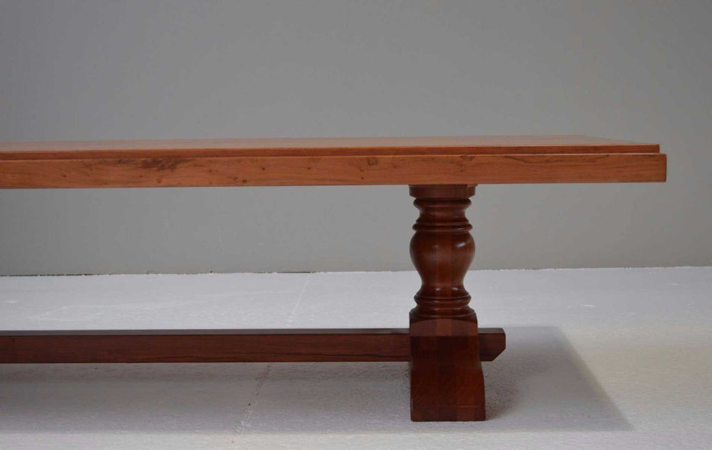 Centre Turned Leg Table