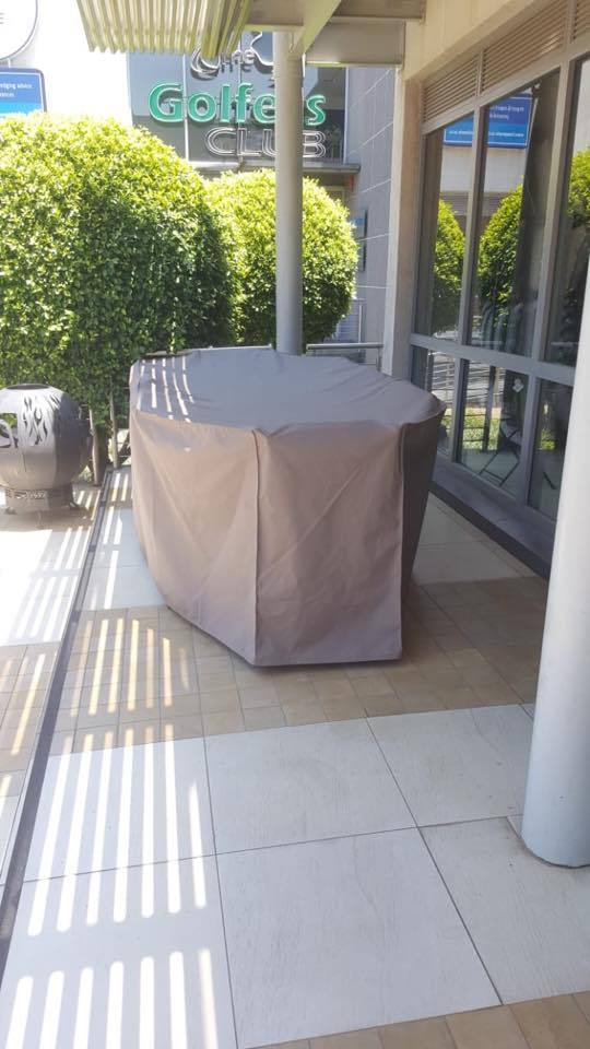 Patio Set Cover 8 Seater